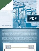 Proteccion diferencial de lineas de transmision