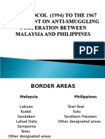 2nd Protocol (1994) to the 1967 Agreement on Anti-smuggling Cooperation 2
