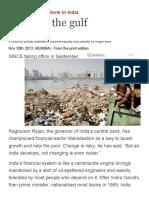 Bridging the Gulf _ the Economist