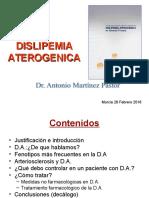 DISLIPEMIA ATEROGENICA