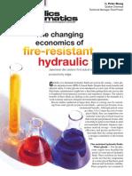 Fire Resistant Hydraulic Fluids_Die Casting