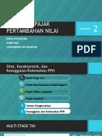 Overview Pajak Pertambahan Nilai