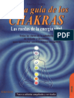 Nueva Guia de Los Chakras