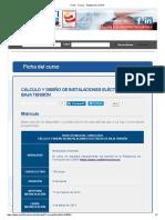 Ficha - Experto en Fiscalidad e Impuestos Para El Ingeniero