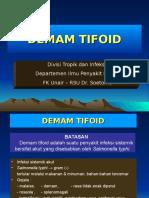 04. Demam Tifoid - Dr. Usman Hadi [OBGYN]
