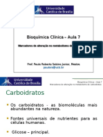 Aula 7 Metabolismo Carboidratos