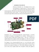 Raspberry Pi Discription