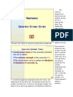 CE113-ConcreteStressStrain