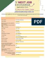 Mynextjobexchange Application Form Name-1