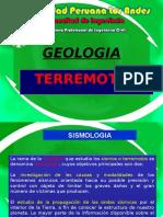 Geologia - Clase Xiv -Terremotos