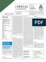 Boletín Oficial - 2016-02-25 - 2º Sección