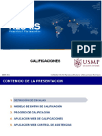10 - Calificaciones