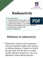 Radioactivity Uitm