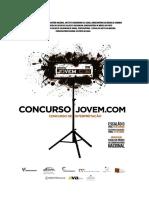 Regulamento Concurso Jovem.com.2013