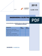 Ingeniería Electrica
