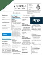 Boletín Oficial - 2016-02-25 - 3º Sección
