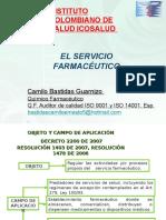 elserviciofarmaceutico-091218172836-phpapp02