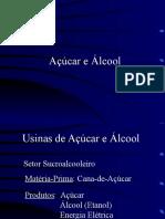 Processo Açúcar e Álcool