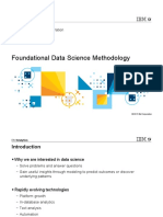 Data Science Methodolgy