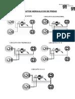 Circuitos Hidraulicos de Freno