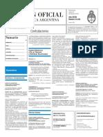 Boletín Oficial - 2016-02-23 - 3º Sección