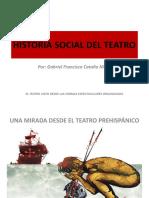 Historia Social Del Teatro