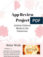 app review project  1