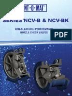 Vent-O-Mat - Nozzle Check Valve