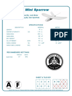 FT Mini Sparrow v1.0 Full-Size