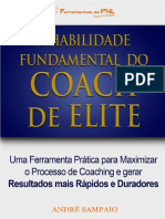 Habilidade fundamental do Coach de Elite