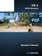 GR-5 Operators Manual