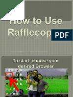 RachelMae_Buiza_How to Use Rafflecopter