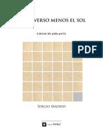 eBook El Universo Menos El Sol