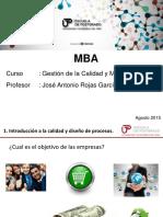 Clase 01 Gestion de La Calidad  UTP 28063