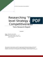 Strategic Management Old