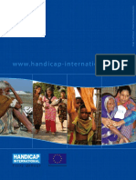 Disability Issues Disaster Management Fin