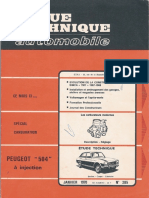 Peugeot 504 (Modelos Viejos)Manual Taller-)Fran)(2)