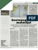 Geotopografski materijal