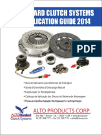 Al to Standard Clutch Catalog