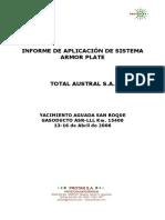 Armor Plate Refuerzo