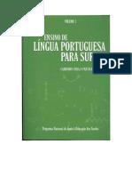 Ensino de portugues para surdos