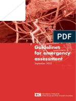 IfRC Assessment Guidelines English