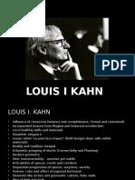 7 Louis Kahn