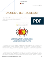o Que é o Jeet Kune Do