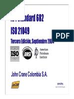 API Standard 682 ISO 21049