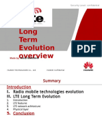 LTE Overview(MARRAHA Mehdi)