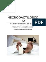 Necrodactiloscopia