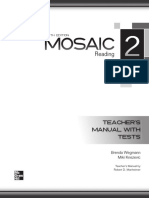 Mosaic 6 Ed Level 2 Reading