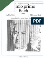 Pozzoli - Il Mio Primo Bach Vol.2