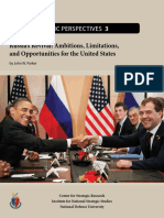 Strategic Perspectives 3